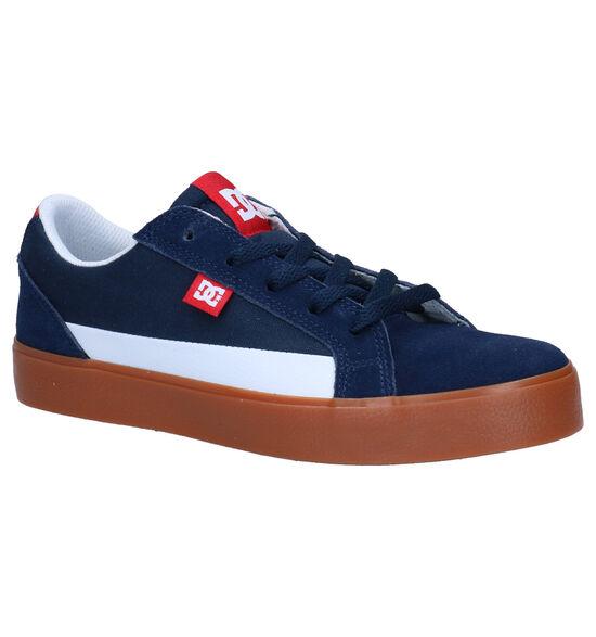 DC Shoes Lynnfield Blauwe Skateschoenen