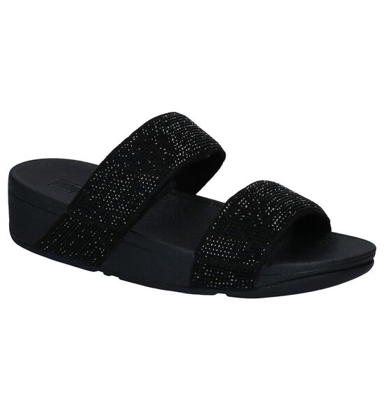 Fitflop Mina Zwarte Slippers