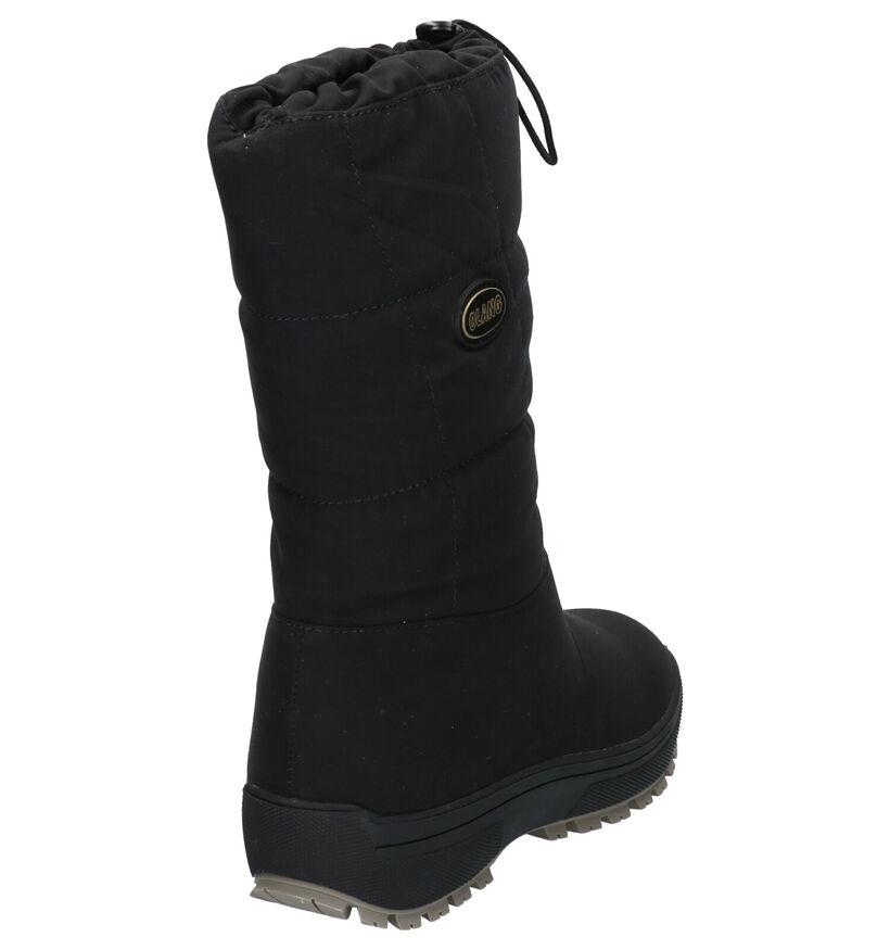 Olang Cindy Bottes de neige en Noir en textile (262752)