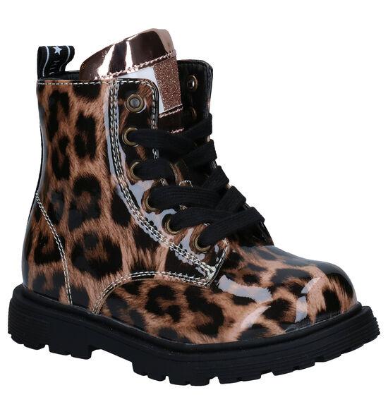 Tommy Hilfiger Bruine Boots