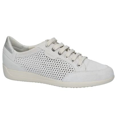 Geox Chaussures à lacets  (Écru), Beige, pdp