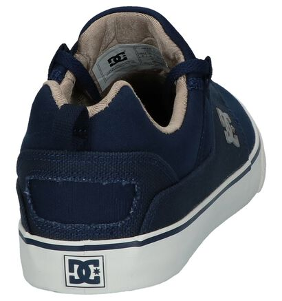 Slip-on Sneakers Donkerblauw DC Shoes Heathrow V TX, Blauw, pdp