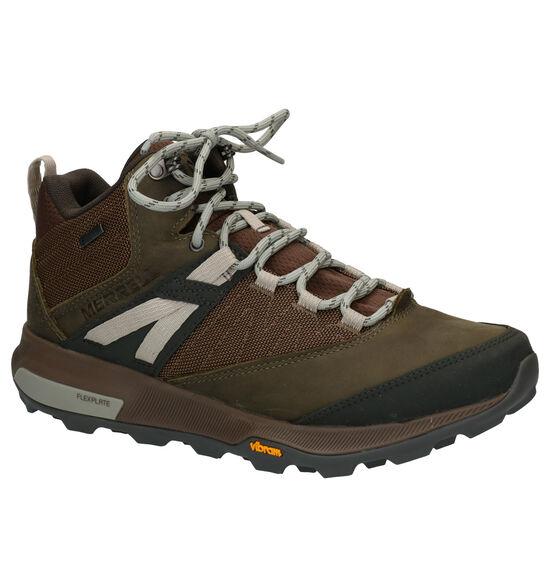Merrell Zion Chaussures de randonnée en Kaki