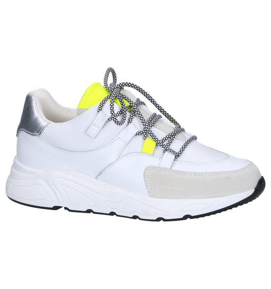 Witte Sneakers Poelman