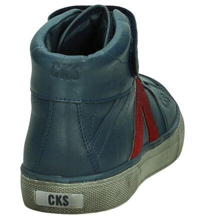 CKS Chaussures hautes  (Bleu foncé), Bleu, pdp