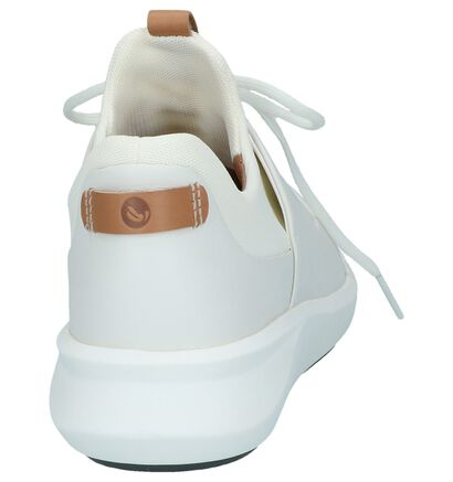 Clarks Chaussures à lacets en Rose en cuir (241586)