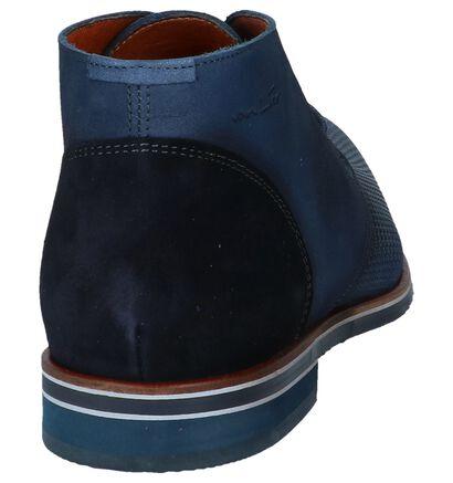 Van Lier Chaussures hautes  (Bleu foncé), Bleu, pdp