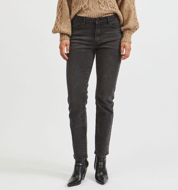 Vila Stray Jeans en Gris