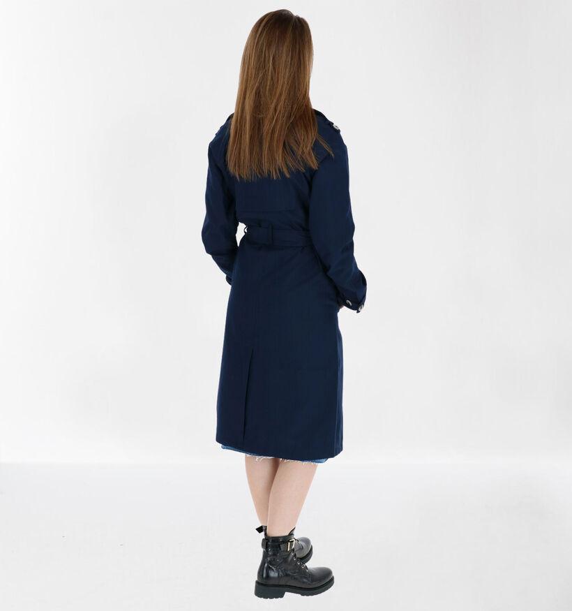 Vila Trench-coat en Bleu (285985)