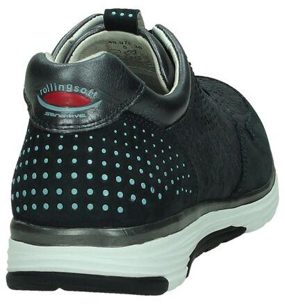 Gabor Sneakers basses  (Bleu foncé), Bleu, pdp