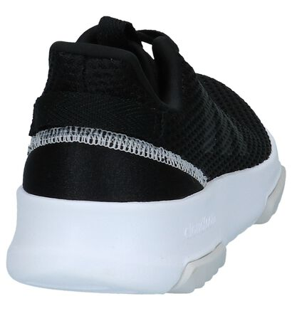 adidas CF Racer TR W Baskets en Noir en textile (221598)