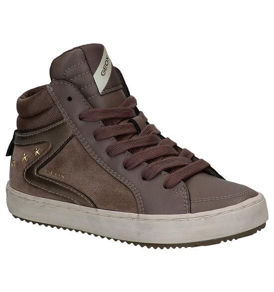 Geox Kalispera Chaussures Haute en Tauoe