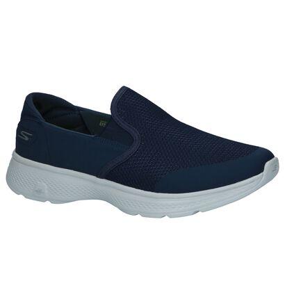 Skechers Chaussures sans lacets  (Bleu foncé), Bleu, pdp