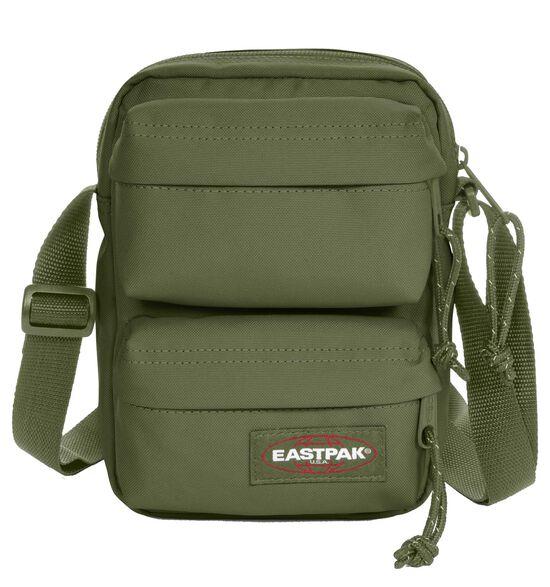 Eastpak The One Doubled Sac porté croisé en Vert kaki