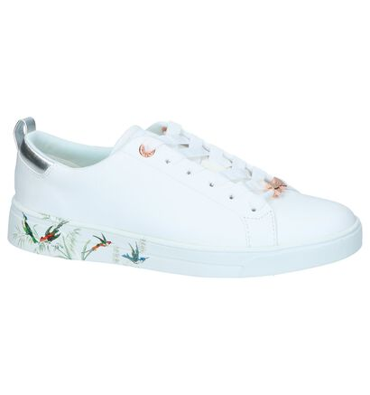 Witte Sneakers Ted Baker Roully , Wit, pdp