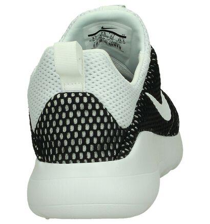 Nike Kaishi Baskets basses en Noir en textile (198269)
