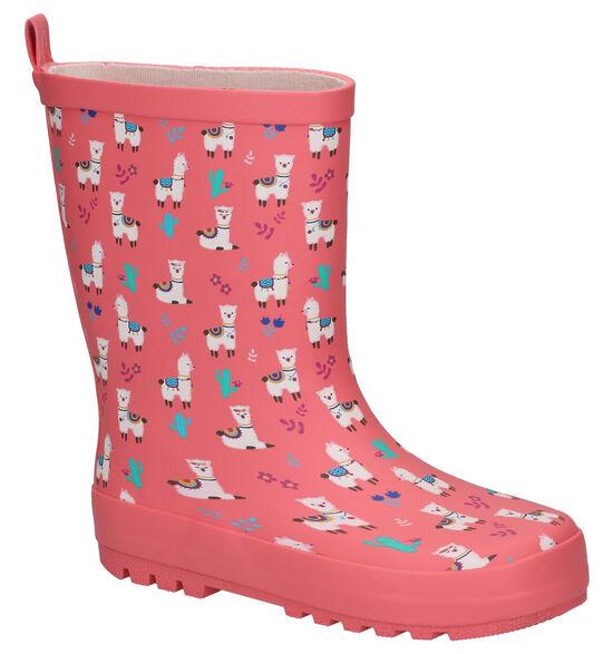 Dazzle Alpaca Bottes de pluie en Rose