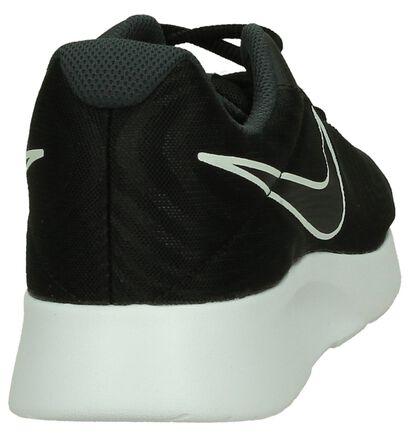 Zwarte Runner Nike Tanjun, Zwart, pdp