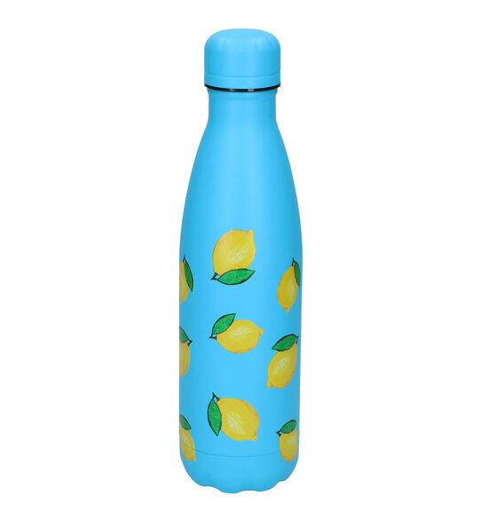 Chilly's Emma Icons Lemon Blauwe Drinkbus 500ml