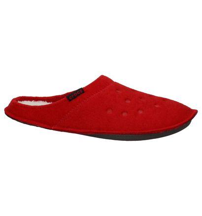 Crocs Pantoufles ouvertes  (Brun foncé), Rouge, pdp