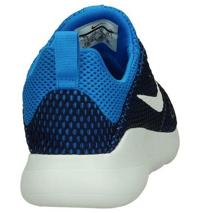 Zwarte Nike Kaishi Sneaker, Blauw, pdp