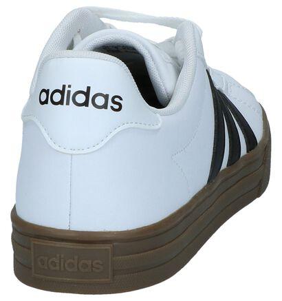 Witte Sneakers adidas Daily 2.0 in kunstleer (237099)