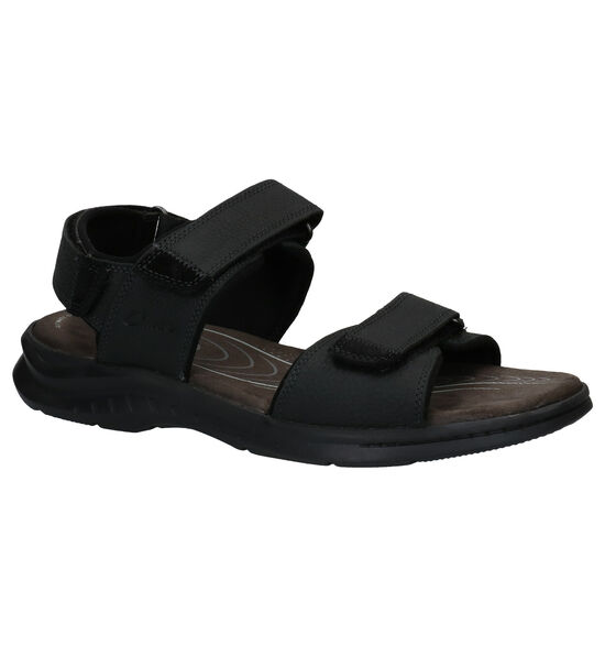 Clarks Hapsford Creek Sandales en Noir