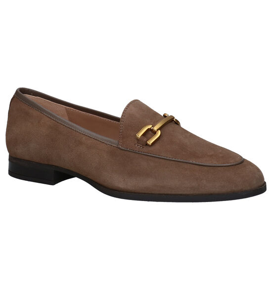 Unisa Taupe Loafers