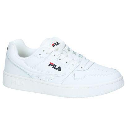 Witte Sneakers Fila Arcade Low, Wit, pdp