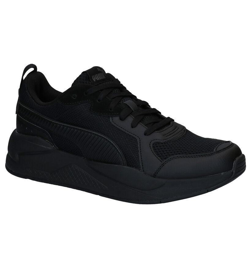 Puma X-Ray Baskets en Noir en simili cuir (276739)