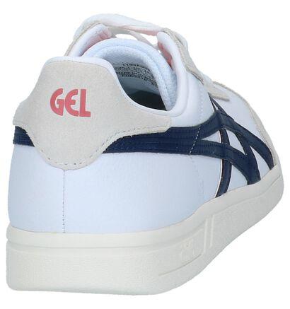 Zwarte Lage Sneakers Asics Gel Vickka Trs in leer (222673)