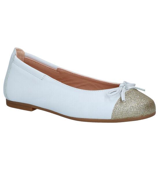 Unisa Dino Witte Ballerina's
