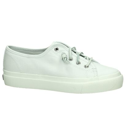 Sperry Sky Sail Sneaker Laag Wit, Wit, pdp