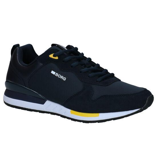 Björn Borg Pop Blauwe Sneakers