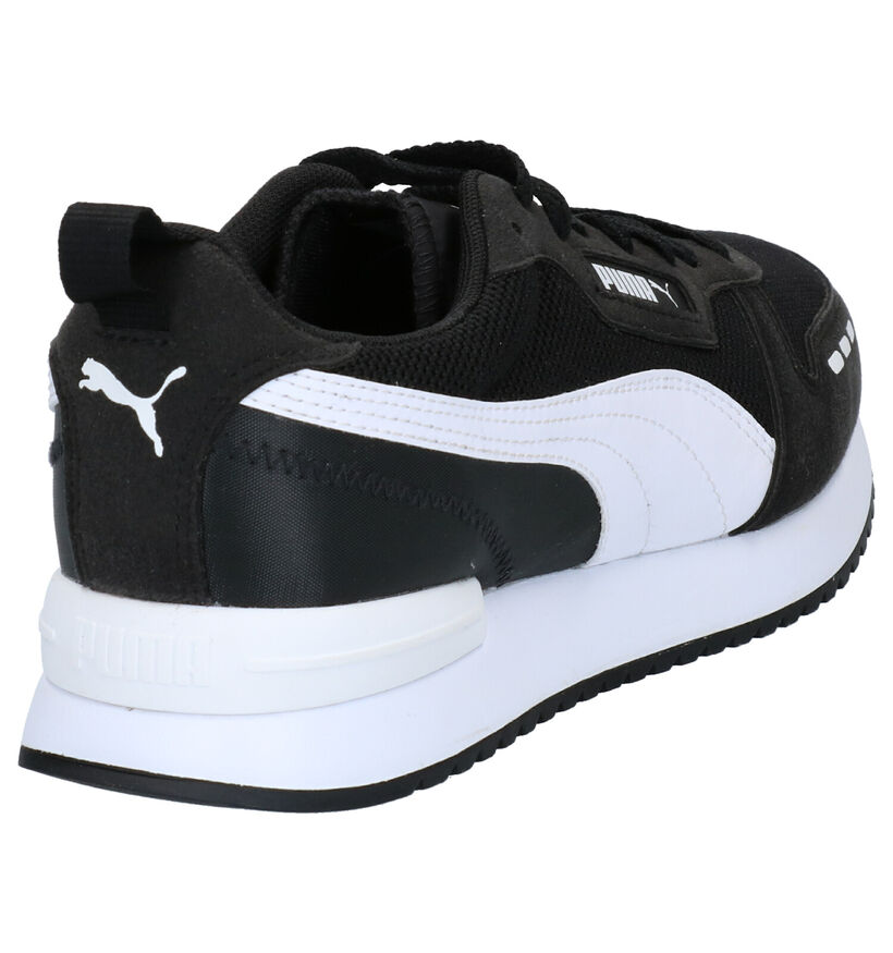 Puma Baskets basses en Blanc en simili cuir (273318)