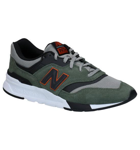 New Balance CM 997 Kaki Sneakers