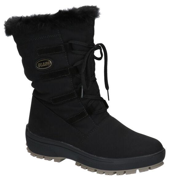 Olang Nora Zwarte Snowboots