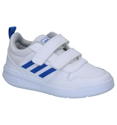 adidas Tensuar Witte Sneakers in leer (264830)