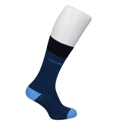 Calvin Klein Socks Blauwe Sokken - 1 Paar (268340)