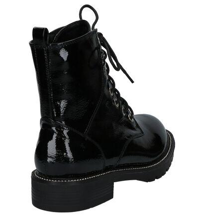 Youh! Zwarte Boots in imitatieleer (255088)