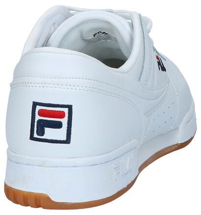 Witte Sneakers Fila Original Fitness, Wit, pdp