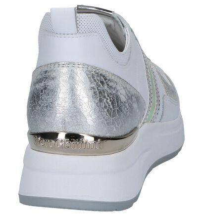 Witte Geklede Sneakers NeroGiardini , Wit, pdp