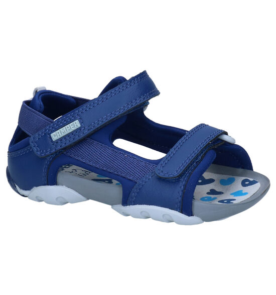 Camper Blauwe Sandalen