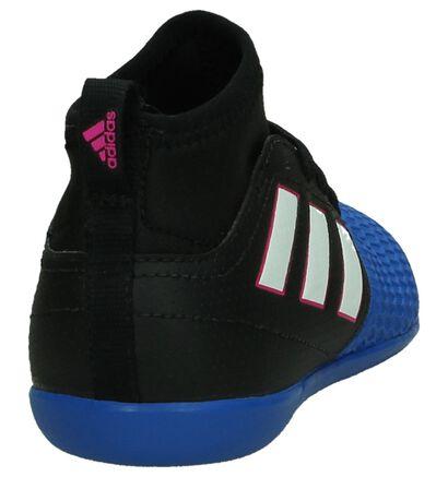 Blauw/Zwarte Sportschoenen adidas Ace, Blauw, pdp