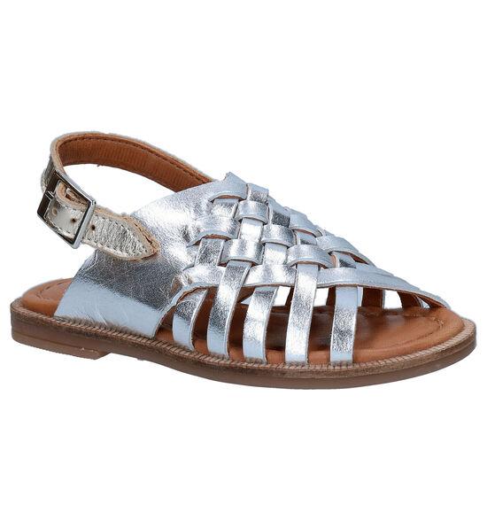 Clic! Sandales en Argent