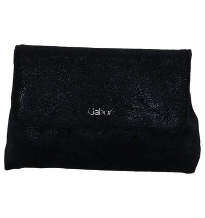 Gabor Sacs porté croisé en Noir en textile (225952)