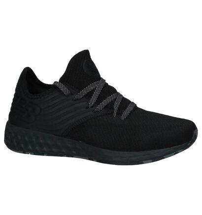 New Balance Baskets basses en Noir en textile (220604)