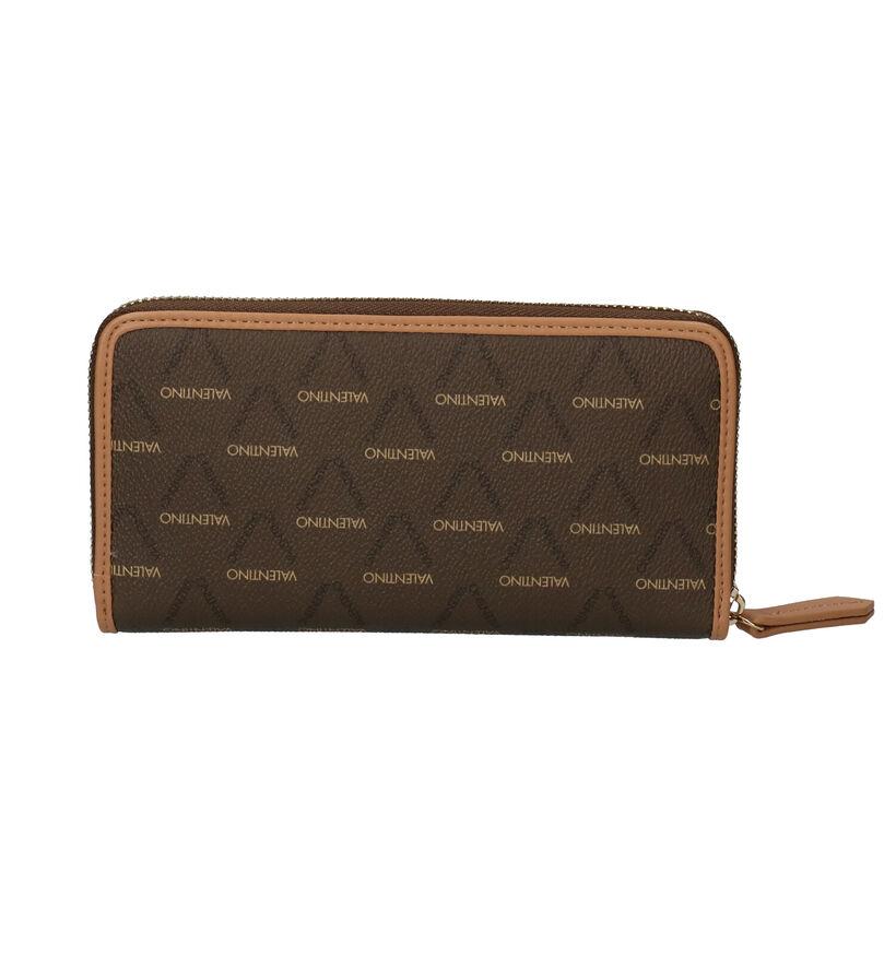 Valentino Handbags Liuto Portefeuille en Beige en simili cuir (275810)