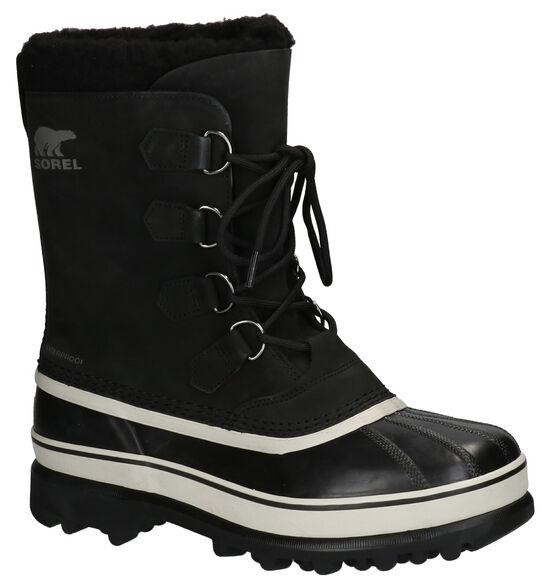 Sorel Caribou  Bottes de neige en Noir