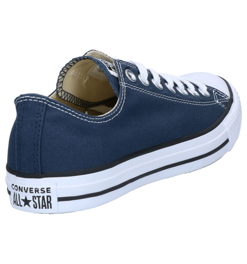 Converse Chuck Taylor All Star OX Sneakers Blauw in stof (266465)